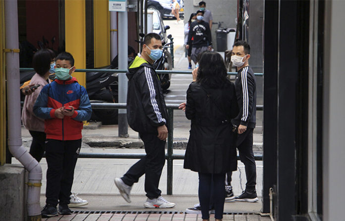 Комментарии Китая: Новая вспышка и мутация коронавируса