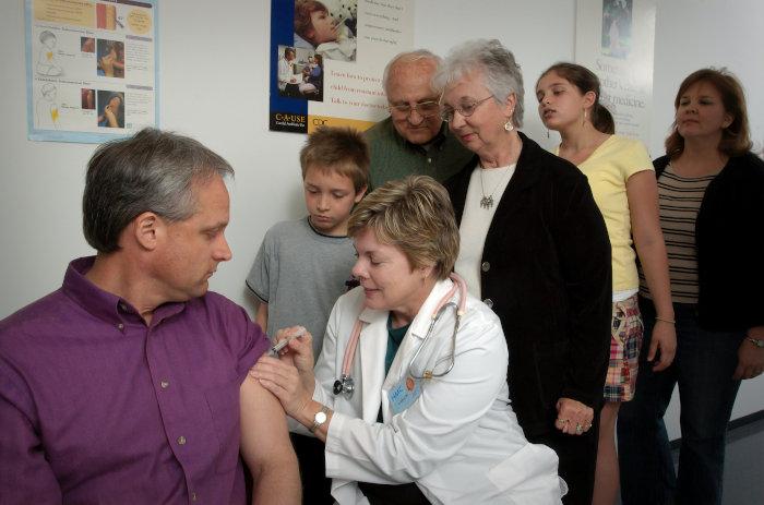 Вопросы и ответы об иммунизации и безопасности вакцин