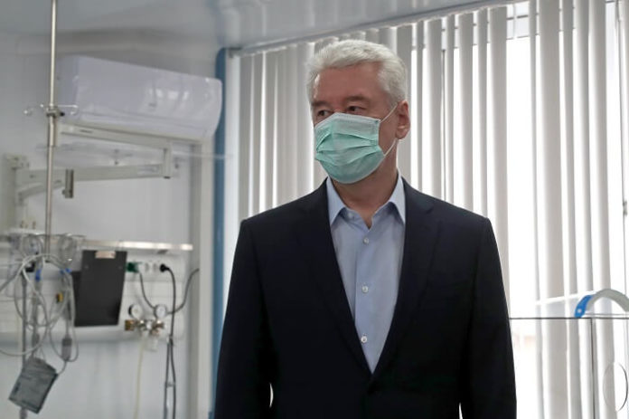 Собянин о начале массовой вакцинации в Москве